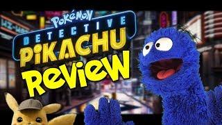Ab. So. Lute. JOY.   Detective Pikachu Movie Review (No Spoilers)