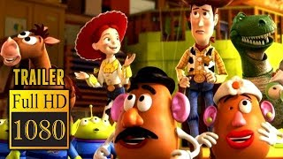 🎥 TOY STORY 3 (2010) | Full Movie Trailer in Full HD | 1080p