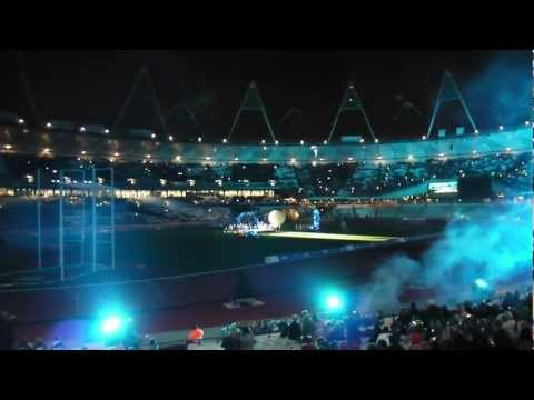LONDON 2012 Opening Ceremony of the Olympic Stadium Full HD (05/05/2012)