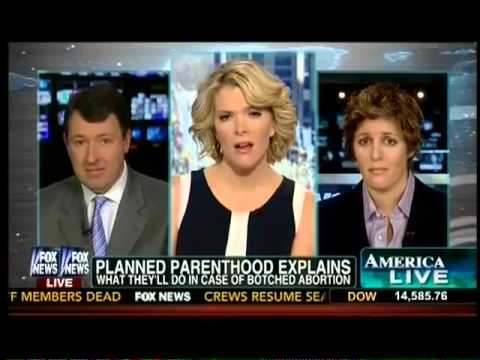 Sally Kohn on Planned Parenthood Florida Testimony -- Fox News