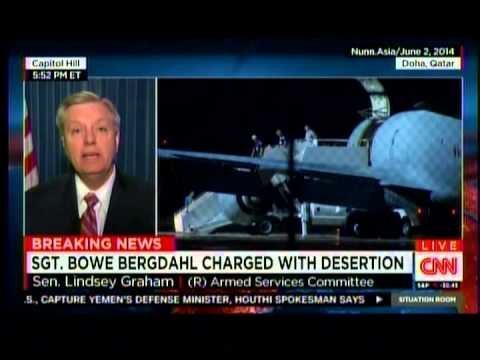 Graham Discusses Bergdahl, 'Taliban 5' Swap and Unfolding Situation in Yemen