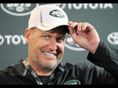 Rex Ryan is excited for the Jets season - The Michael Kay Show