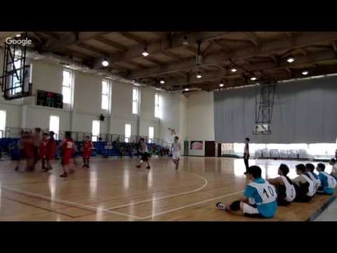 20151016 Yahoo Sports Day - Basketball Game 籃球賽 (Blue vs Red)