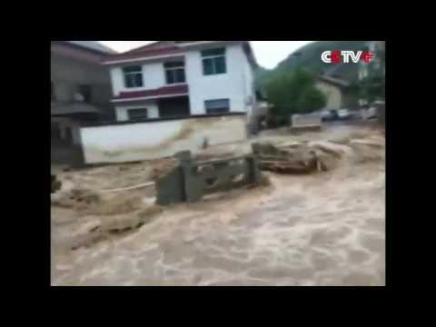 Flooding Kills One, Forces Hundreds to Evacuate in East China