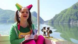 Fetiţa Zurli - Urare de 1 iunie #zurli