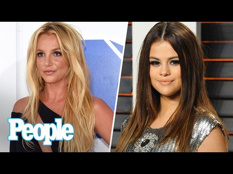 Selena Gomez & The Weeknd Get Cozy, Britney Spears Breaks Silence On Niece | People NOW | People thumbnail