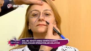 BEYAZ TV DENİZ AKKAYA İLE YENİDEN BEN 14. BÖLÜM