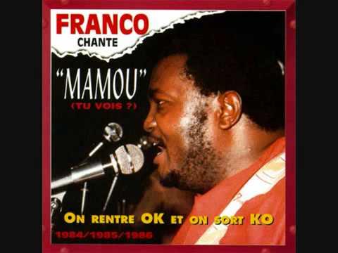 Franco Luambo makiadi na T.P.O.K. Jazz MAMOU
