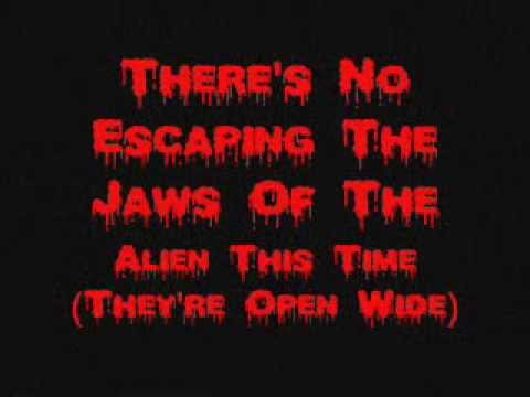 Michael Jackson - Thriller (lyrics) video