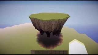♥ Fliegende Insel ►Minecraft Speed Build◄