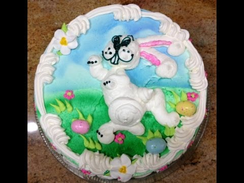 easter bunny cake cake decorating how to youtube. Black Bedroom Furniture Sets. Home Design Ideas