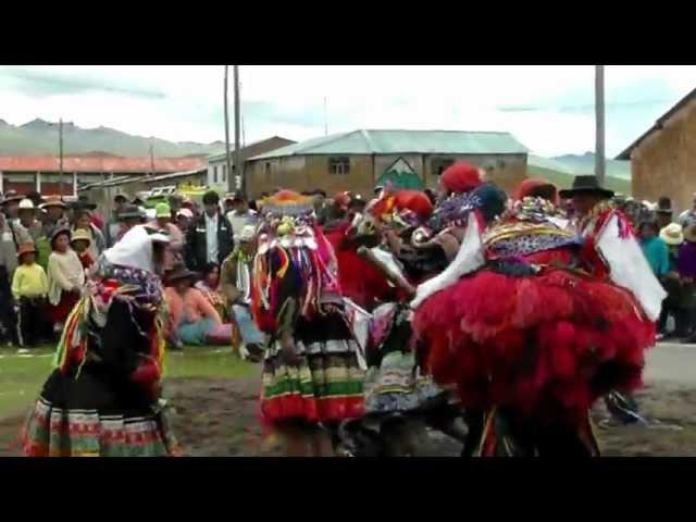 CARNAVAL DE SAN MIGUEL 2012 ESPINAR CUSCO