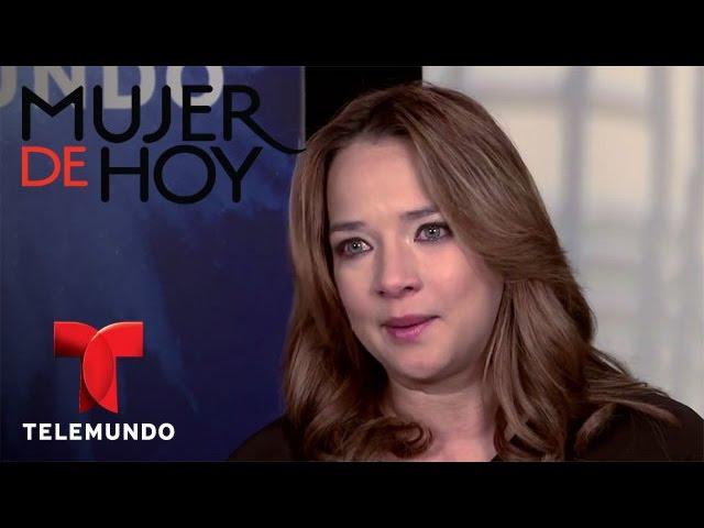 iVillage Mujer / Adamari López recuerda a su mamá / Telemundo