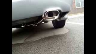 2002 NISSAN ALTIMA 2.5 CAT BACK EXHAUST OVAL TIP MUFFLER