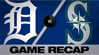 Murphy, Smith lift Mariners to walk-off win | Tigers-Mariners Game Highlights 7/26/19