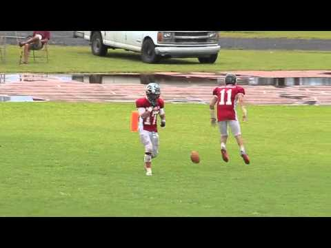 Samoa Bowl Football - Play of the Game