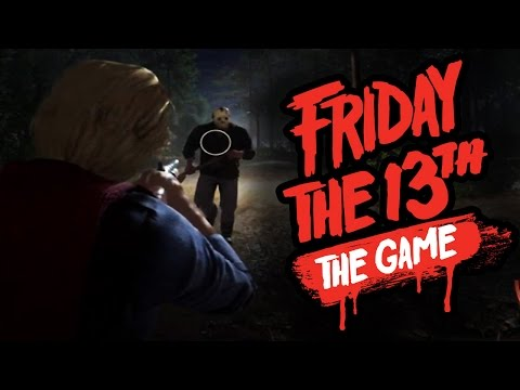 FRIDAY THE 13th - PARTIDAS ESTRATEGICAS - VIERNES 13 GAMEPLAY ESPAÑOL