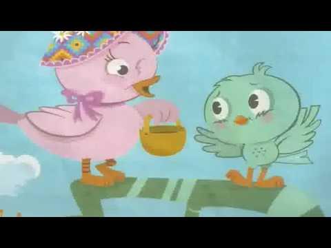 Sesli Çocuk Hikayeleri - Minik Kuş - Sabır (Eğitici Hikaye) HD