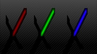 RESOURCE PACK FOLDER - RED, GREEN & BLUE +++FPS UHC/KOHI/MCSG 1.7/1.8 | Minecraft RPs