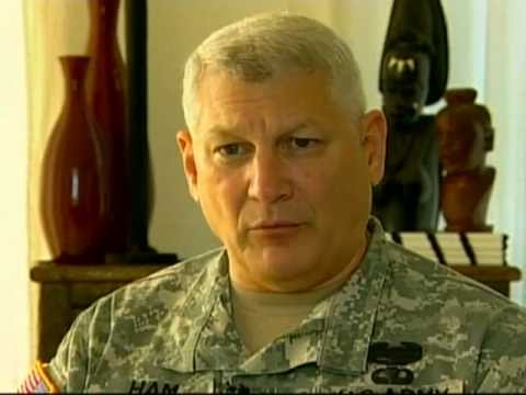 SRTV Speaks with U.S. AFRICOM Commander General Carter Ham