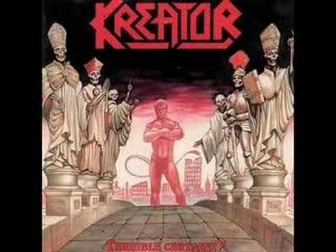 Kreator - As The World Burns