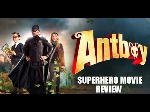 Antboy 2013 superhero movie review youtube