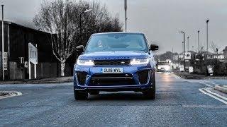 2018 Range Rover Sport SVR - Is It Worth £100k+ - Ferraghini Supercars Episode 6