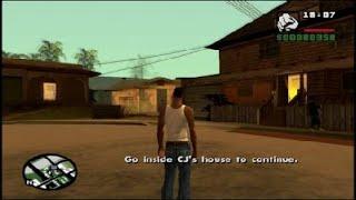 Grand Theft Auto: San Andreas Episode 1 Intro
