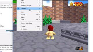 How to use cheats in Super Mario 64!