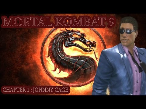 Прохождение Mortal Kombat 9  CHAPTER 1: JOHNNY CAGE No comments