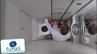 Tommy Boy - Airplane washroom struggle