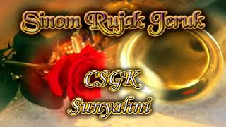 download lagu Sinom Rujak Jeruk - Sunyahni gratis
