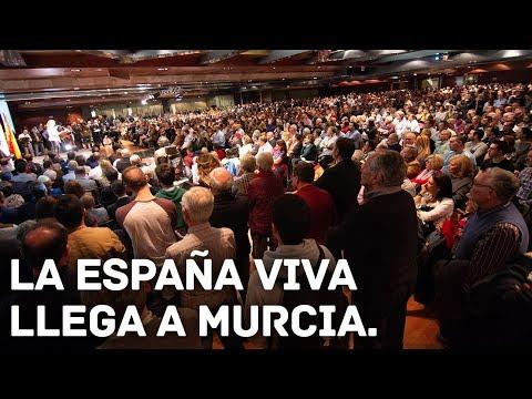 La España viva llega a Murcia 15.11.2018