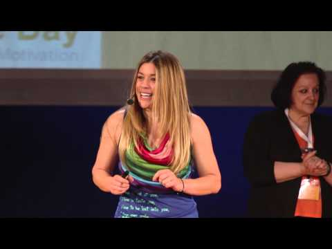 Errika Prezerakou: How to connect your body, mind and thoughts