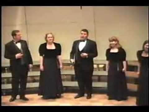 ISU Madrigal Singers - Christopher Robin Video