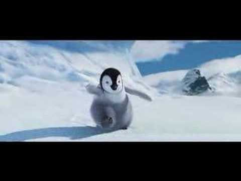 Pinguino happy feet