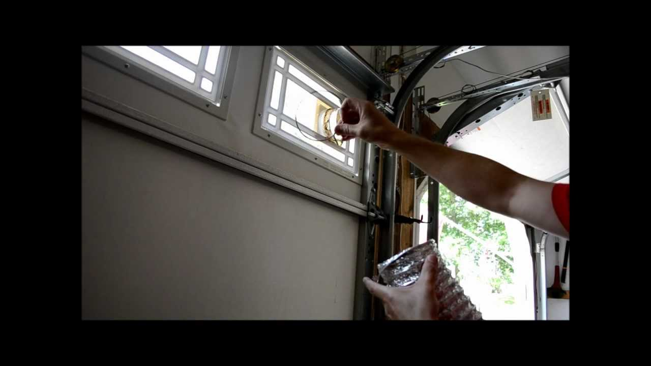 How To Install A Garage Air Conditioner Windchaser