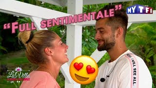 #LaVilla : la Bataille des couples - Jesta et Benoit fondent en larmes en plein coaching !