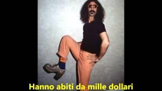 Watch Frank Zappa Heavenly Bank Account video