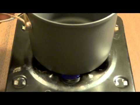 Coghlans fold up Stove / Sterno Fuel / Camping gear Review.