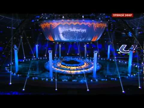 Открытие Универсиады в Казани, часть 2