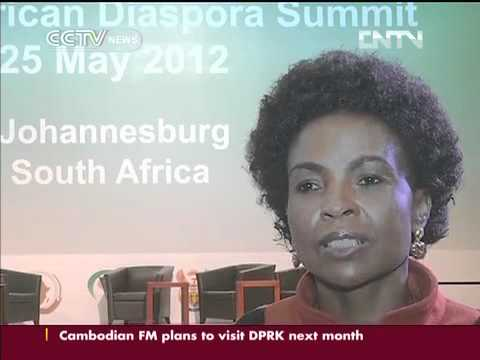 GLOBAL AFRICAN DIASPORA SUMMIT IN SOUTH AFRICA