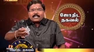 Jothida Thagaval   Episode 35