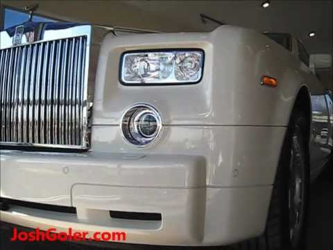 (Rare) Rolls Royce Phantom Theatre Series Sedan