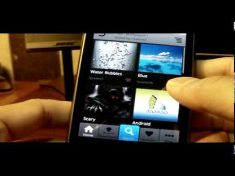 Zedge: Aplikasi Android Untuk Wallpaper & Ring Tones video