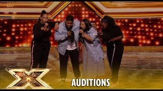 ATTY: This Group LITS Up The Stage With Some GOSPEL! Simon LOVES IT! | The X Factor UK 2018