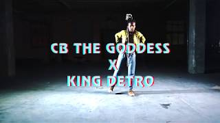 CB x King Detro Freestyle Dance (Dance n Out Chicago)