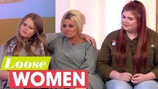 Kerry Katona Gets Emotional When Her Daughter's Talk About Her Bipolar | Loose Women
