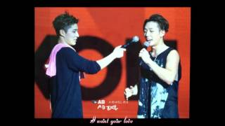 [FMV] [Vietsub]Double B -If you l♥ve me