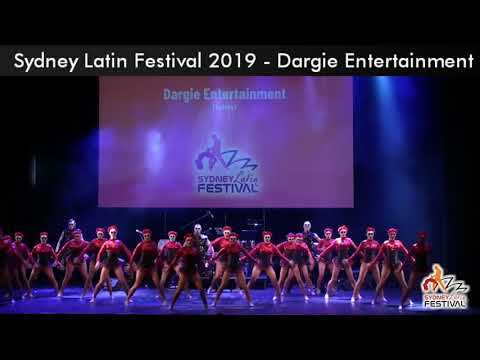 SYDNEY LATIN FESTIVAL 2018 - DARGIE ENTERTAINMENT